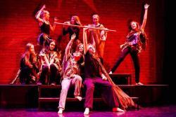 NSKA Drama Club performing