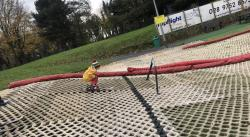 Ski lessons with Craigavon Ski Slopes